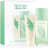 Gaveæsker Elizabeth Arden Green Tea Gift Set EdP 100ml + Body Lotion 100ml