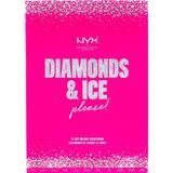 Julekalender NYX Diamonds & Ice Please! 24 Holiday Countdown Julekalender