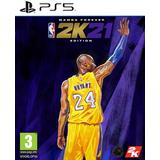 Nba 2k21 PlayStation 5 Spil NBA 2K21 - Mamba Forever Edition