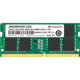 DDR4 Transcend JetRam SO-DIMM DDR4 2666MHz 32GB (JM2666HSE-32G)