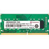 DDR4 Transcend JetRam SO-DIMM DDR4 2666MHz 16GB (JM2666HSE-16G)