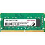 DDR4 Transcend JetRam SO-DIMM DDR4 3200MHz 16GB (JM3200HSE-16G)