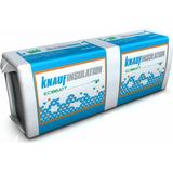 Glasuldisolering Knauf EcoBatt 37 980x120x560mm 3.29M²