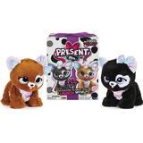 Interaktive dyr Spin Master Present Pets Glitter Puppy