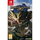 Nintendo Switch spil Monster Hunter Rise