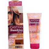 Afblegning L'Oreal Paris Expert Casting Sunkiss Jelly #01 100ml