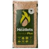 Heatlets 6 mm Træpiller, Træbriketter & Brænde Heatlets PremiumPlus træpiller 6 mm