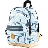 Tasker Pick & Pack Shark Backpack - Light Blue