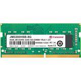 RAM Transcend JetRam SO-DIMM DDR4 3200MHz 8GB (JM3200HSB-8G)