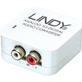 D/A-konvertere (DAC) Lindy 70409