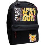 Rygsække Pokémon Pikachu Backpack - Black
