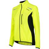 Løbejakke Fusion S1 Run Jacket Women - Yellow