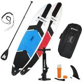 Watery Global Inflatable Paddleboard 10'6 Set