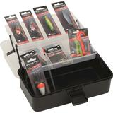 Flueæsker Kinetic Tackle Box Kit 41cm