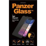 Panserglas iphone 11 Mobiltelefon tilbehør PanzerGlass Privacy AntiBacterial Case Friendly Screen Protector for iPhone XR/11