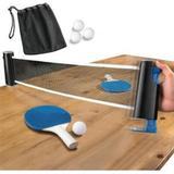 Bordtennissæt Portable Ping Pong Set