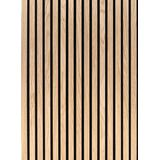 Pladematerialer Acoustic 518004 18x600x2400mm