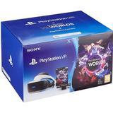 VR - Virtual Reality Sony Playstation VR - Worlds Bundle