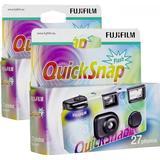 Fujifilm quicksnap Analoge kameraer Fujifilm QuickSnap 400 (Pack of 2)