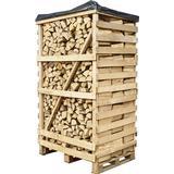 Ovntørret brænde bøg Træpiller XL-BYG Pejsetårn ovntørret bøg