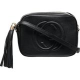 Håndtasker Gucci Soho Small Leather Disco Bag - Black