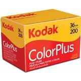 Kodak colorplus Analoge kameraer Kodak Colorplus 200 135/36