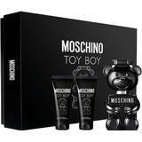Gaveæsker Moschino Toy Boy Gift Set EdP 50ml + Shower Gel 50ml + After Shave Balm 50ml