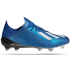 Adidas X 19.1 Firm W - Royal Blue/Cloud White/Core Black