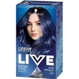 Schwarzkopf Live Intense Colour Urban Metallics U67 Blue Mercury