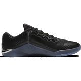 Gymnastiksko Nike Metcon 6 AMP - Black/Metallic Pewter/Ice/Metallic Pewter