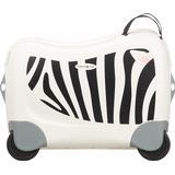 Børnekuffert Samsonite Dream Rider Spinner Zebra Zeno 50cm