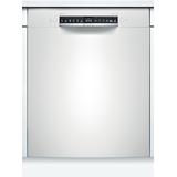 Opvaskemaskine Bosch SMU4HVW72S Hvid