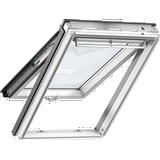 Velux GPL 2068 MK08 Træ Tophængt vindue Trippelt-rude 78x140cm