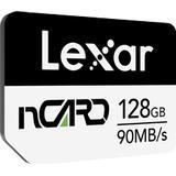 LEXAR NCard Nano Memory Card 128GB