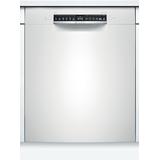 Opvaskemaskine Bosch SMU4HVW71S Hvid