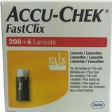 Roche Accu-Check FastClix 204-pack
