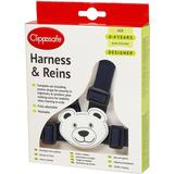 Sele Clippasafe Teddy Designer Harness & Reins