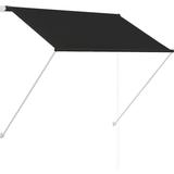 Vinduemarkiser vidaXL Retractable Awning 150x150cm