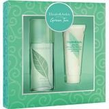 Gaveæsker Elizabeth Arden Green Tea Gift Set EdP 100ml + Body Cream 100ml