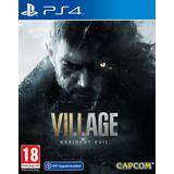 PlayStation 4 spil Resident Evil 8: Village