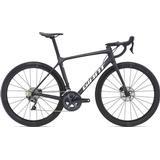 Landevejscykler Giant TCR Advanced Pro Team Disc 2021 Herrecykel