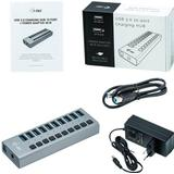 USB-Hubs I-TEC U3CHARGEHUB10