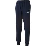 Joggingbukser Puma Essentials Knitted Fleece Sweatpants Men - Peacoat
