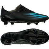 Adidas X Ghosted.1 FG M - Core Black/Signal Cyan/Gray Six