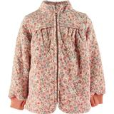 Wheat Thilde Thermo Jacket - Alabaster Flowers (7402d-982)