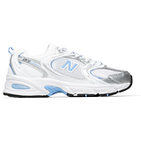 New Balance 530 - Munsel White/Team Carolina