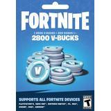Gavekort Epic Games Fortnite - 2800 V-Bucks