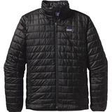 Herretøj Patagonia Nano Puff Jacket - Black