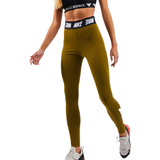 Dametøj Nike Essentials Club High Waist Women Leggings - Olive