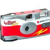 Engangskamera Agfa Le Box Flash